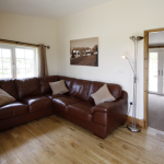 living room 3 bed self catering Pickering